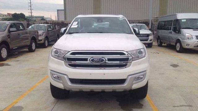 Rò rỉ giá bán của Ford Everest thế hệ mới, từ 980 triệu đến 1,2 tỷ Đồng