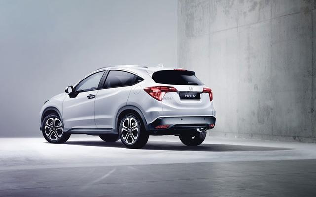 Honda HR-V bản USA chuẩn bị trình làng