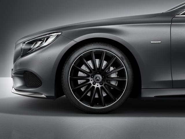 Mercedes-Benz bổ sung phiên bản bóng đêm cho S-Class Coupe - Ảnh 2.