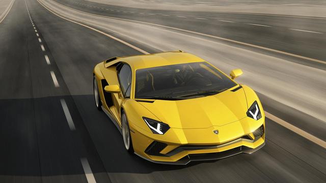 Lamborghini Aventador S LP740-4 chính thức trình làng, mạnh hơn 40 mã lực - Ảnh 1.