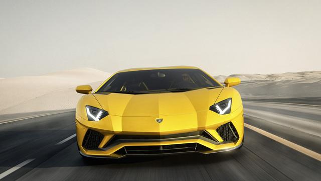 Lamborghini Aventador S LP740-4 chính thức trình làng, mạnh hơn 40 mã lực - Ảnh 2.