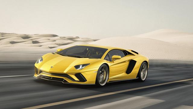 Lamborghini Aventador S LP740-4 chính thức trình làng, mạnh hơn 40 mã lực - Ảnh 3.
