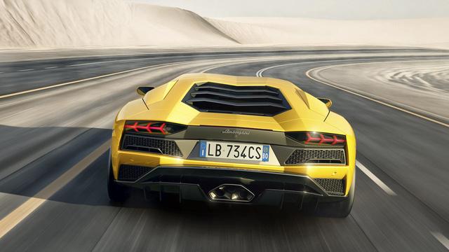 Lamborghini Aventador S LP740-4 chính thức trình làng, mạnh hơn 40 mã lực - Ảnh 4.
