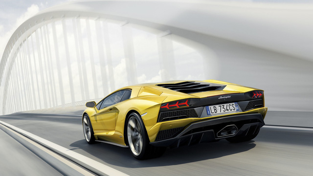 Lamborghini Aventador S LP740-4 chính thức trình làng, mạnh hơn 40 mã lực - Ảnh 5.
