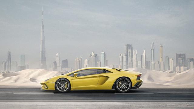 Lamborghini Aventador S LP740-4 chính thức trình làng, mạnh hơn 40 mã lực - Ảnh 6.