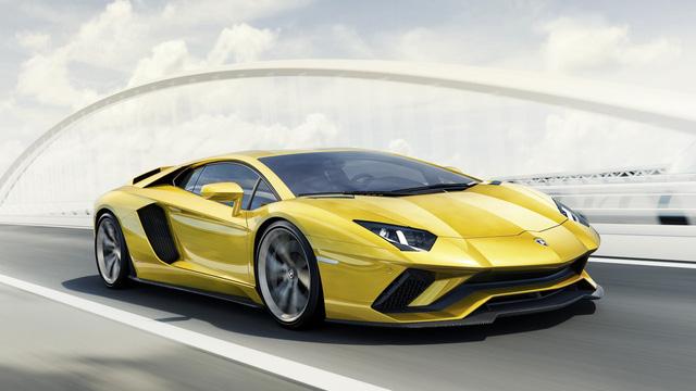 Lamborghini Aventador S LP740-4 chính thức trình làng, mạnh hơn 40 mã lực - Ảnh 7.
