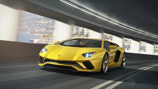 Lamborghini Aventador S LP740-4 chính thức trình làng, mạnh hơn 40 mã lực - Ảnh 8.