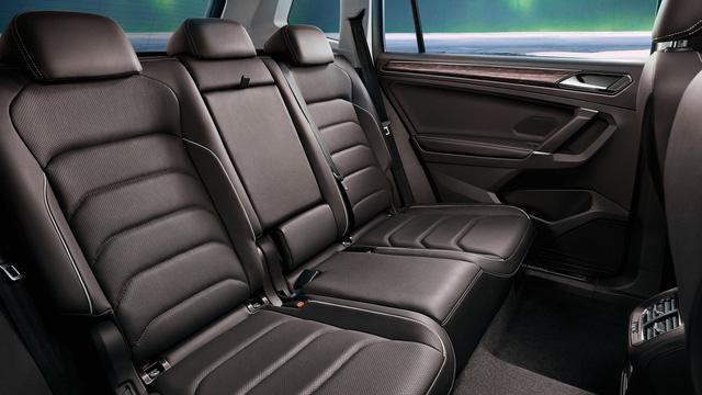 SUV 7 chỗ Volkswagen Tiguan Allspace bất ngờ lộ diện sớm - Ảnh 4.