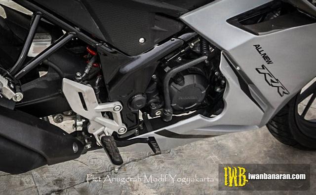 Honda CBR150R độ thành CBR250RR 2016 với chi phí cực thấp - Ảnh 10.