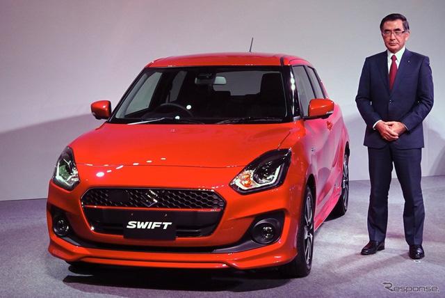 Suzuki Swift thế hệ mới chính thức trình làng, giá chỉ từ 260 triệu Đồng - Ảnh 2.