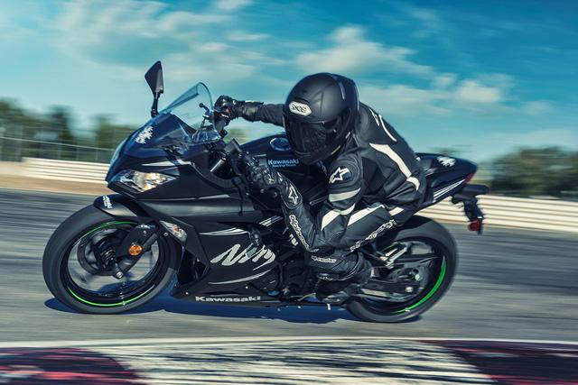 Kawasaki Ninja 300 2017 trình làng, giá từ 4.999 USD - Ảnh 6.