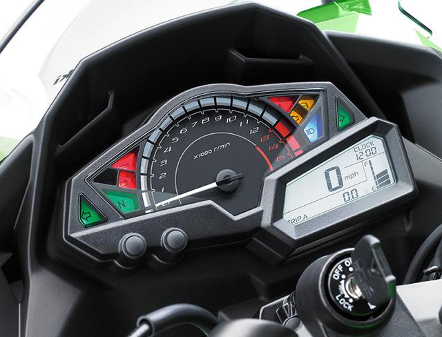 Kawasaki Ninja 300 2017 trình làng, giá từ 4.999 USD - Ảnh 10.