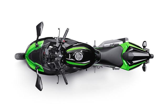 Kawasaki Ninja 300 2017 trình làng, giá từ 4.999 USD - Ảnh 12.