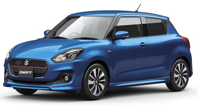 Suzuki Swift thế hệ mới chính thức trình làng, giá chỉ từ 260 triệu Đồng - Ảnh 6.