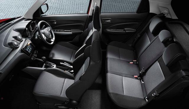 Suzuki Swift thế hệ mới chính thức trình làng, giá chỉ từ 260 triệu Đồng - Ảnh 8.