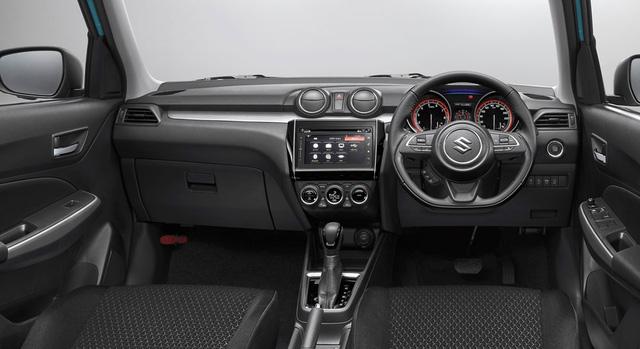 Suzuki Swift thế hệ mới chính thức trình làng, giá chỉ từ 260 triệu Đồng - Ảnh 9.