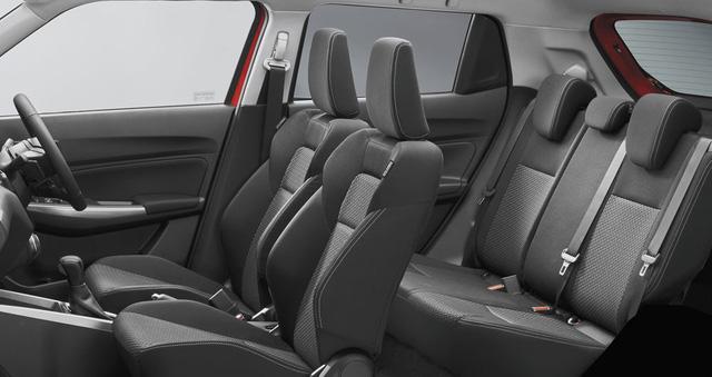 Suzuki Swift thế hệ mới chính thức trình làng, giá chỉ từ 260 triệu Đồng - Ảnh 11.