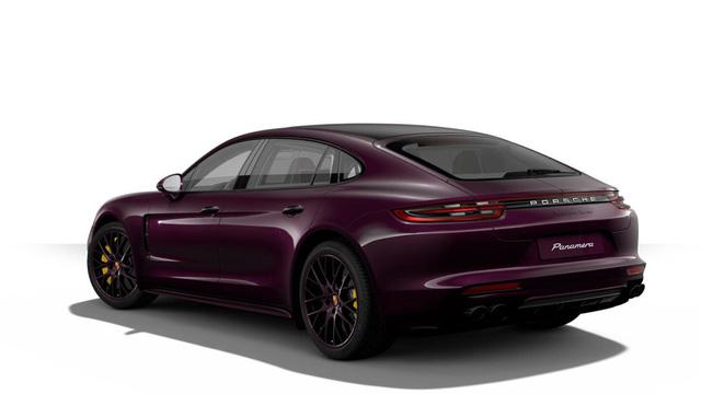 Chi tiết bản trang bị cao cấp và đắt nhất của Porsche Panamera 2017 - Ảnh 4.