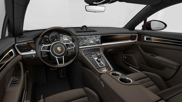 Chi tiết bản trang bị cao cấp và đắt nhất của Porsche Panamera 2017 - Ảnh 5.