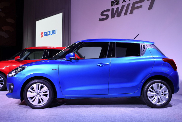 Suzuki Swift Sport 2018 Hải Phòng