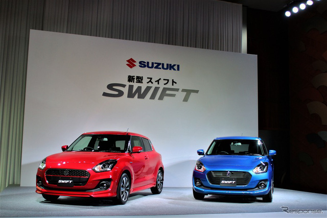 Ngắm bé hạt tiêu Suzuki Swift 2018 mới ra mắt ngoài đời thực - Ảnh 10.