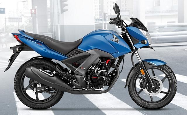 Xe côn tay Honda CB Unicorn 160 có phiên bản mới, giá từ 26,4 triệu Đồng - Ảnh 1.