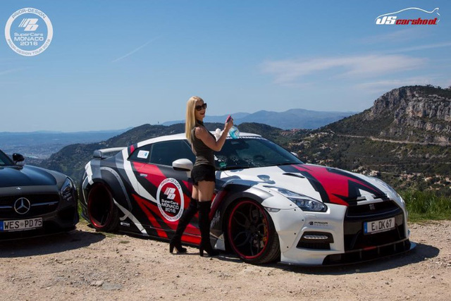 Sao phim khiêu dâm lái siêu xe Nissan GT-R độ khủng bị cảnh sát hỏi thăm - Ảnh 3.