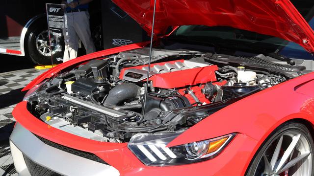 Ngựa hoang Ford Mustang bản độ đầy thị phi có giá 2,75 tỷ Đồng - Ảnh 8.