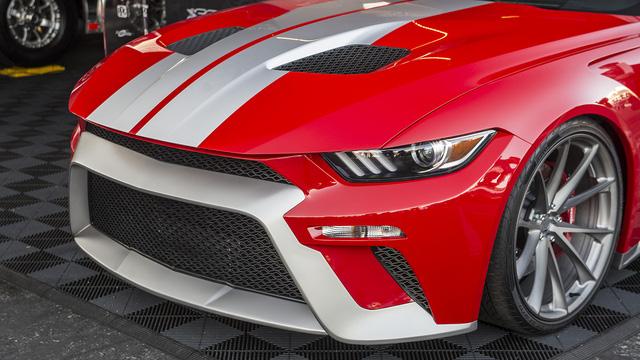 Ngựa hoang Ford Mustang bản độ đầy thị phi có giá 2,75 tỷ Đồng - Ảnh 13.