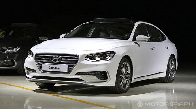 Hyundai Azera thế hệ mới vừa ra mắt đã bán chạy như tôm tươi - Ảnh 1.