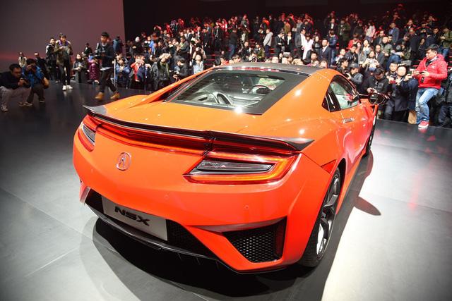 Siêu xe Acura NSX thế hệ mới ra mắt tại Trung Quốc với giá chát - Ảnh 3.