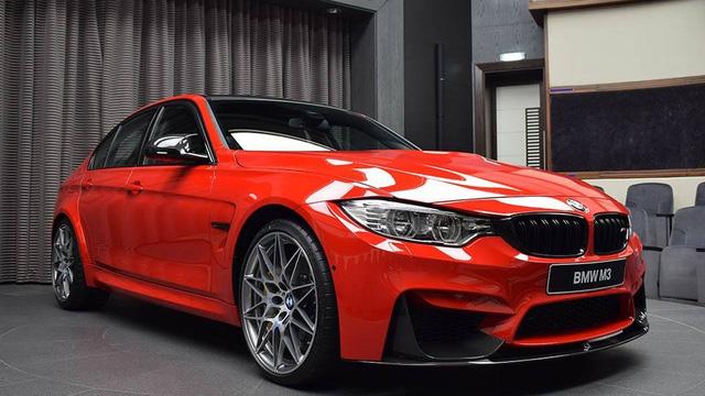 Đây là một trong những chiếc BMW M3 đắt và đặc biệt nhất thế giới - Ảnh 1.
