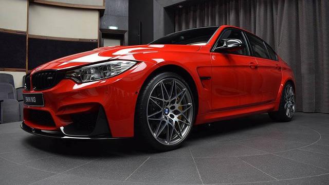 Đây là một trong những chiếc BMW M3 đắt và đặc biệt nhất thế giới - Ảnh 2.