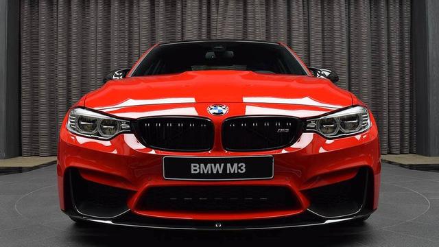 Đây là một trong những chiếc BMW M3 đắt và đặc biệt nhất thế giới - Ảnh 3.