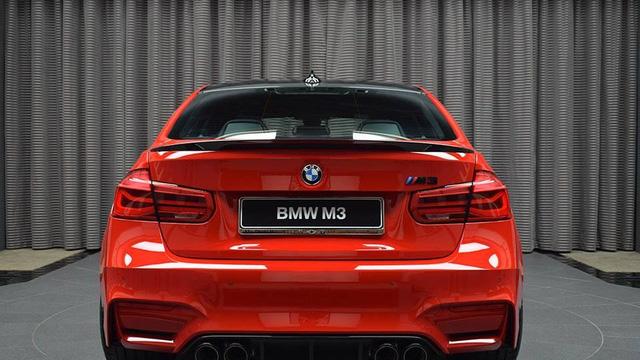 Đây là một trong những chiếc BMW M3 đắt và đặc biệt nhất thế giới - Ảnh 13.