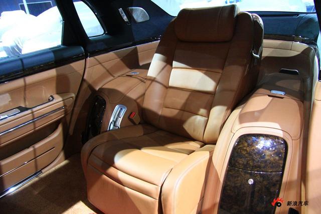 Chiếc xe ý tưởng với đúng 1 chỗ ngồi phía sau.