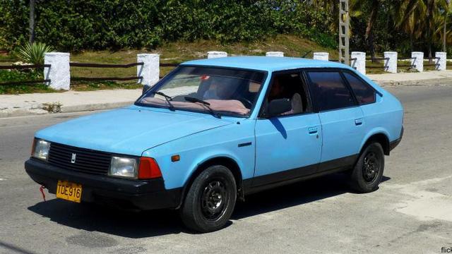 Moskvitch Aleko là một mẫu xe hatchback của Nga được sản xuất vào khoảng những năm 1986 và được nhập khẩu vào Nga để phục vụ nhu cầu vận tải. Dòng xe này được trang bị hai loại động cơ dung tích 1.5L và 2.0L.