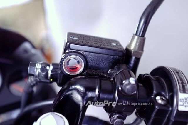 Biker Hà Thành chi 230 triệu để hồi sinh xe hai kỳ Honda LS 125R nguyên bản - Ảnh 8.