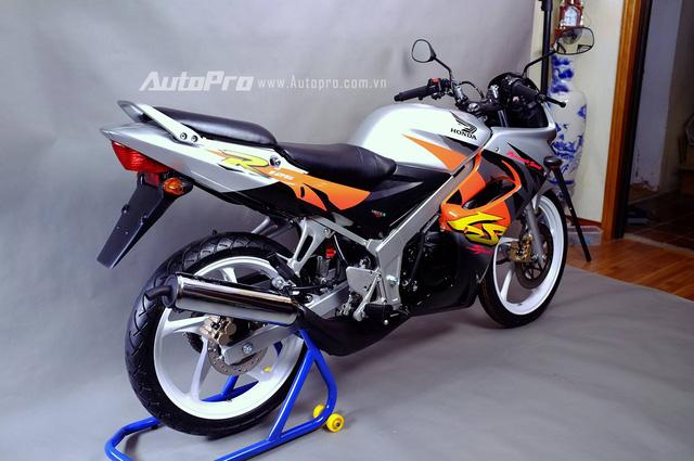 Biker Hà Thành chi 230 triệu để hồi sinh xe hai kỳ Honda LS 125R nguyên bản - Ảnh 14.