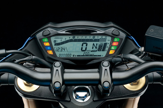 Đánh giá xe Suzuki GSX-S750 2018: thiết kế hầm hố nhưng vẫn thân thiện với người dùng 5