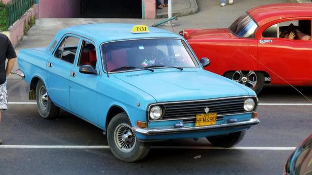 Volga GAZ 24-10 là dòng xe được sản xuất từ năm 1985 đến 1992 tại Nga. Mẫu xe này được sử dụng chủ yếu để làm xe taxi tại Cuba.