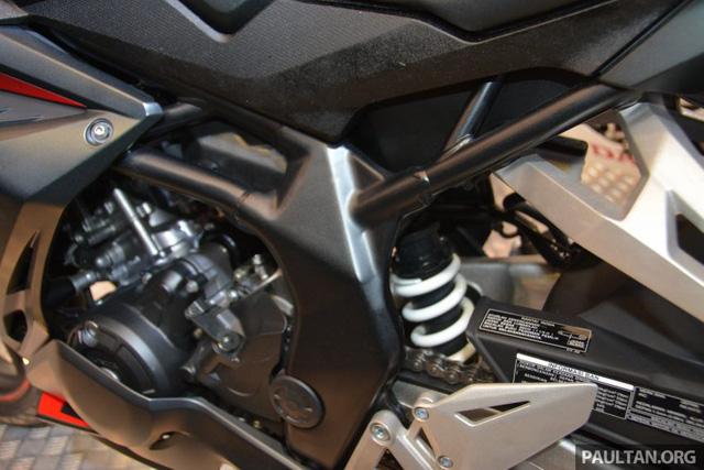 NĐánh giá xe Honda CBR250RR 2017 về thiết kế vận hành & giá bán 3