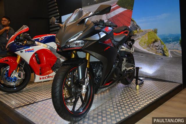 Đánh giá xe Honda CBR250RR 2017 về thiết kế vận hành & giá bán 2
