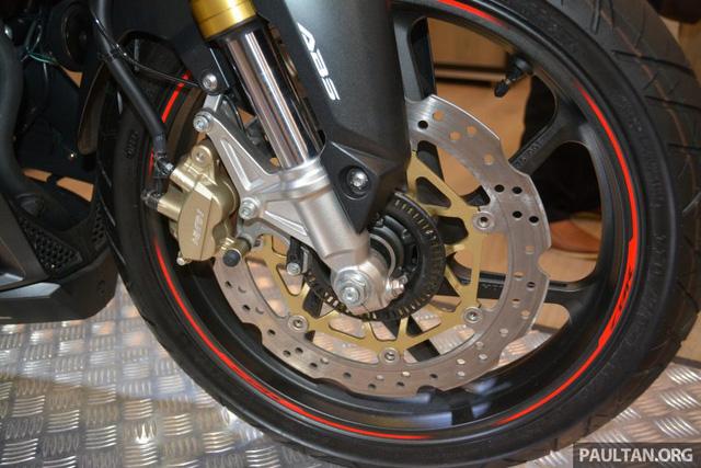 Đánh giá xe Honda CBR250RR 2017 về thiết kế vận hành & giá bán 8