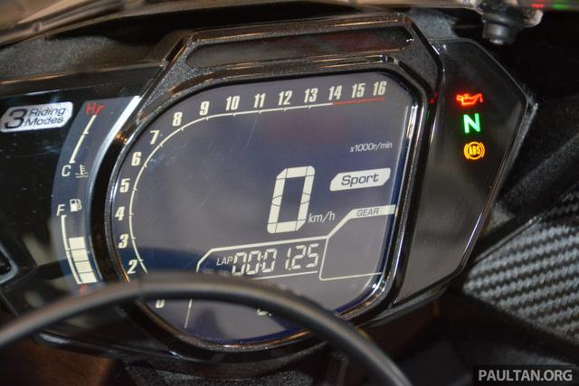 Đánh giá xe Honda CBR250RR 2017 về thiết kế vận hành & giá bán 10