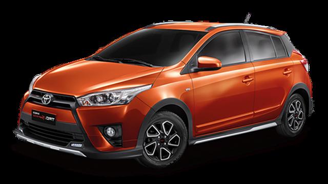 Toyota Yaris phiên bản thể thao ra mắt, giá từ 373,7 triệu Đồng