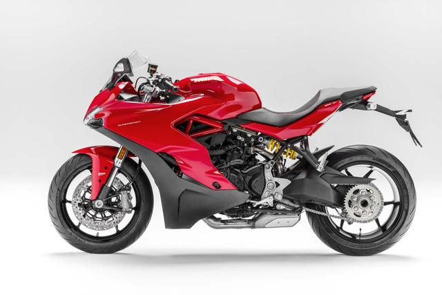Ducati SuperSport 2017 giá bao nhiêu? Mua bán xe Ducati SuperSport