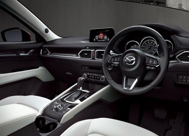 Mazda CX-5 2017 bắt đầu được bày bán với giá từ 474 triệu Đồng tại Nhật Bản - Ảnh 11.
