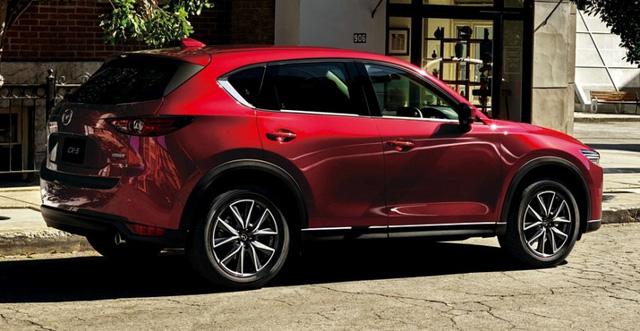 Mazda CX-5 2017 bắt đầu được bày bán với giá từ 474 triệu Đồng tại Nhật Bản - Ảnh 6.