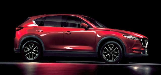 Mazda CX-5 2017 bắt đầu được bày bán với giá từ 474 triệu Đồng tại Nhật Bản - Ảnh 15.
